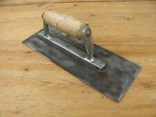 """Vintage Plasterers Trowel 10"""" copper riveted plastering"""