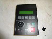 Allen-Bradley 1201-HAS1 Drive VFD Programming Terminal Keypad Ser.A Read