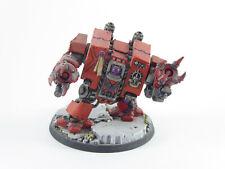 Cybot - Dreadnought Death Company der Blood Angels - gut bemalt -