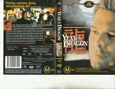 Year of The Dragon-1985-Mickey Rourke-Movie-DVD