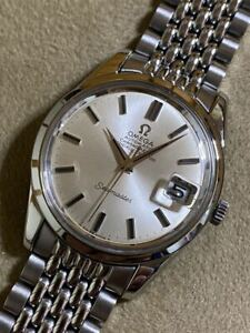 OMEGA Watch Seamaster Cal.564   Automatic St.Steel Chronometer   F5