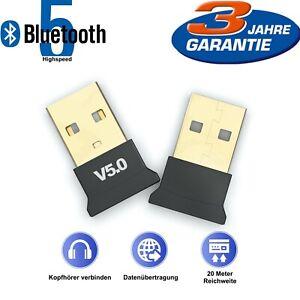Bluetooth Adapter Stick 5.0 Transmitter Dongle PC Notebook USB Bluetooth Adapter