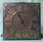 18th century Longcase Clock movement by P. Bower Redlench (Redlynch)