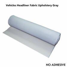 Headliner Fabric Gray Upholstery Replacement Sagging Repair 60