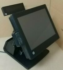 Hp Rp7 7800 Pos Retail System Model 7800 I5 2400s 4gb Ram Win7 Touchscreen