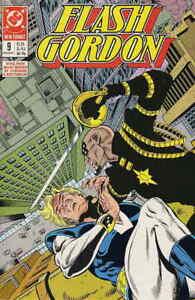 Flash Gordon (DC) #9 FN; DC   we combine shipping