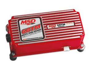 MSD MSD 6BTM with Built-in Boost Control