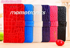 PU Leather Wallet CASE COVER with 2 Credit Card Slot  For BlackBerry Z10 AU