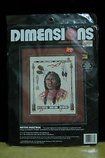 Dimensions Native Heritage Needlepoint Kit New Sealed. Cross Stich. Free Ship!