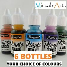 JACQUARD PINATA Alcohol Inks 14ml - 6 BOTTLES - You choose the colours!