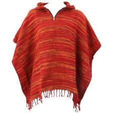 Cappotti e giacche da donna rossi in lana con cerniera