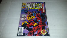 Wolverine Annual '99 (Marvel, 1999) 1st Print Grudge Match with Deadpool