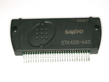 STK428-640 SANYO ORIGINAL NEW IC Integrated Circuit USA Seller Free Shipping