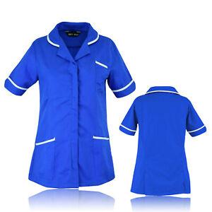 Nurse Tunic Maid Healthcare Dentist Hospitality Therapist Carers Nursing Uniform