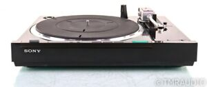 Sony PS-X600 Direct Drive Turntable; PSX600; Audio-Technica Cartridge