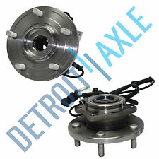 Both (2) NEW Front Wheel Hub and Bearing Assembly for Chrysler and Dodge MiniVan