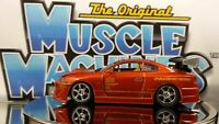 RARE Muscle Machines 2000 Nissan Silvia GTR 02-05 1:64 Diecast Import Tuner Car