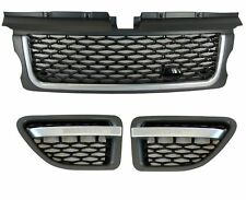Grille + Side Vent Kit Pour Range Rover Sport 05-09 Autobiography 2010 Style