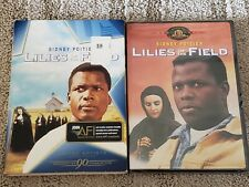 Lilies of the Field (DVD, B&W 1963) New Sealed Free Shipping with Slipcover
