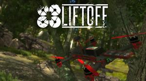 Liftoff - FPV Drone Racing PC [ Read destription ]