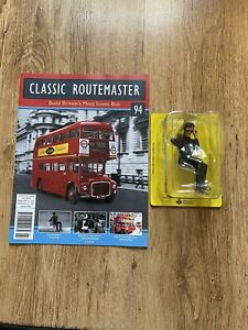 HACHETTE BUILD THE CLASSIC ROUTEMASTER BUS 1:12 SCALE (ISSUE 94) NEW SEALED