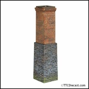 Bachmann 44-0106 Narrow Gauge Slate Built Boiler House and Chimney, OO-9 Gauge