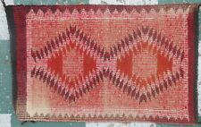 Good Small Vintage Navajo Native American Weaving