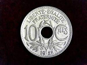 10 CENTIMES Lindauer 1928 F.138/15 - SUP++