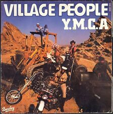VILLAGE PEOPLE Y.M.C.A 45T SP 1978 BARCLAY 128.093