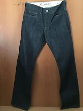 Jeans Levi's Made And Crafted 5080 (0013) W29L32 Neuf Unwashed Denim RAW