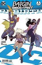 Batgirl Birds of Prey Rebirth #1 Variant Dc comics / 2016 Nm/Vf *
