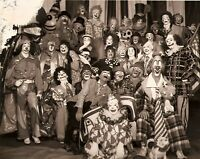 Circus, Clowns, Posters, Oddities, Vintage reprint Quality 8.50 x 11 photo 115