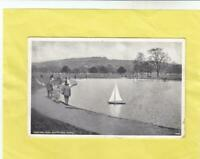 YACHTING POND SOUTH INCH    - PERTH   ( W40 )