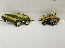 Lot of 5 GM hat pins