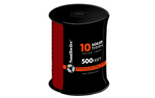 Electrical Wire 500 ft. Solid Cu Thhn 10-Gauge Wiring For Outlets Switches