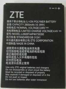 NEW OEM ZTE Battery Li3928T44P4h735350 Q802T Avid Trio Z833 ZFIVE2 Z836BL Z837VL