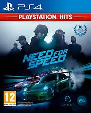 Need For Speed For PS4 (New & Sealed)