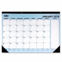 Premier 2019 A2 Desk Pad Calendar Planner Office School Monthly Notes Organiser