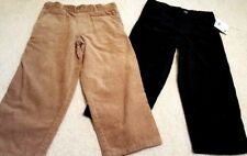 Boys SAM & GEORGE Solid Wide Wale Corduroys size 4