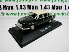 Ch23: mythical cars atlas ixo Chappatte: tatra 603 1957
