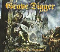 - Ballads of a Hangman Grave Digger +4 Bonus Tracks CD LTD DIGIPAK -