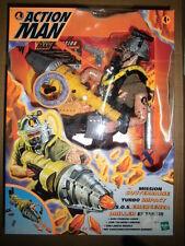ACTION MAN Turbo Impact Actionman Mission Souterraine Hasbro sos