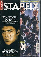 STARFIX NOUVELLE GENERATION N° 13--X-MEN/CANNES 2000/PITCH BLACK/THE PATRIOT