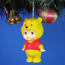 *N100 Decoration Ornament Xmas Tree Decor Disney Kewpie Doll Winnie the Pooh
