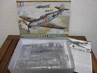 Messerschmitt Bf 109 E3 von Tamiya im Maßstab 1:48 *NEU*