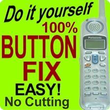 Panasonic Keypad Button Repair Fix KX-TGA228S KX-TGA228B KX-TGA228W KX-TGA224W