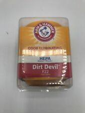 Arm & Hammer Dirt Devil F22 Hepa Filter Vacuum 1-LV1110-000 Aspire