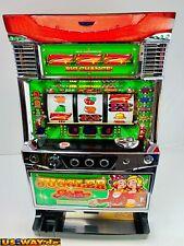 S-0081 Las Vegas Slot Maschine Spielautomat Geldspielautomat Einarmiger Bandit