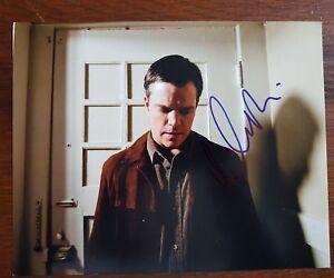 Matt Damon signed photo