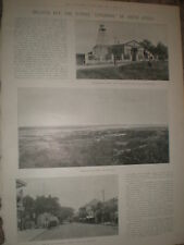 Photo article Delagoa Bay the Future Liverpool of South Africa 1903 Mozambique